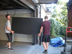 Furniture removalists Rose Bay